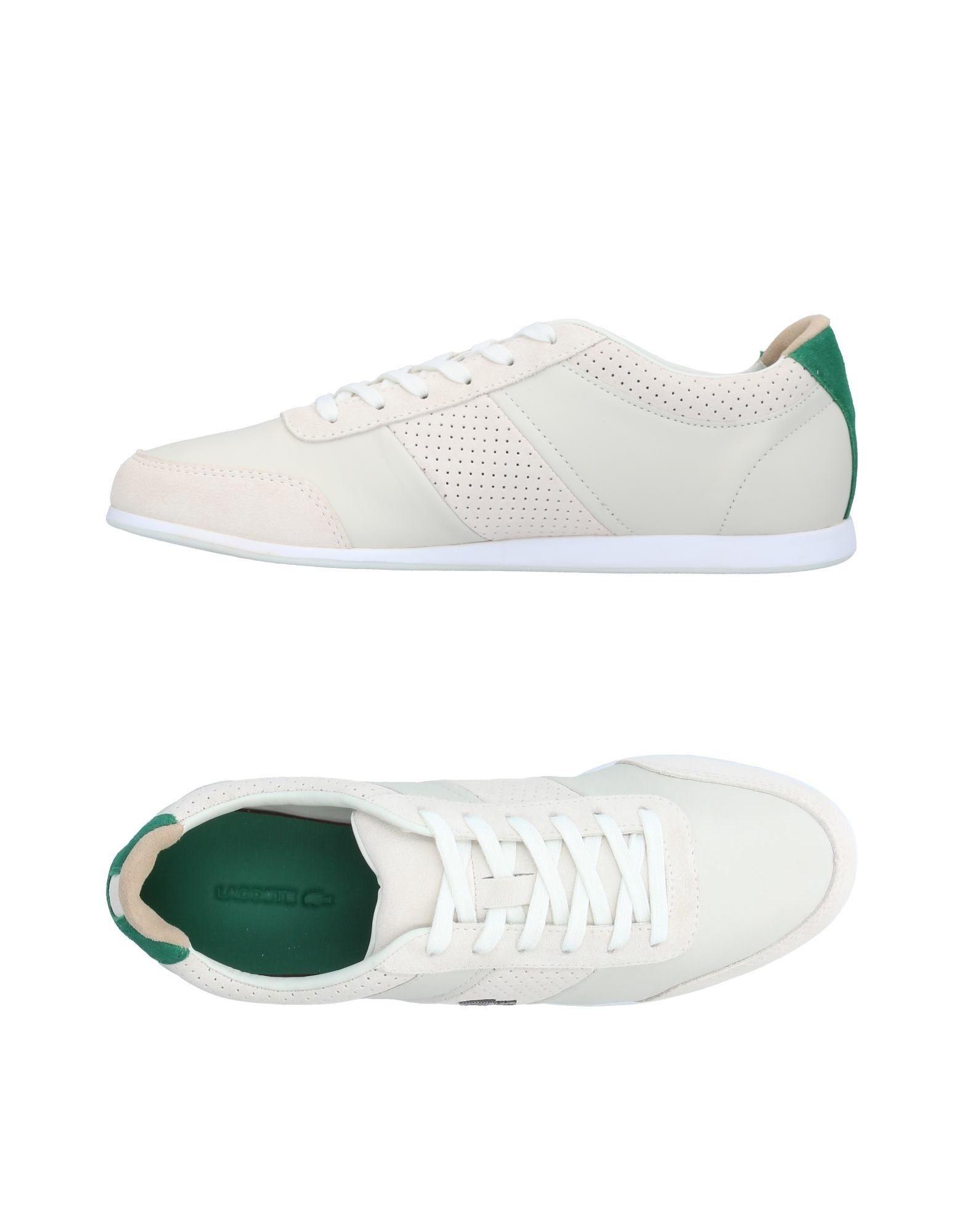 Rabatt echte Schuhe Lacoste Sneakers Herren  11394872DT