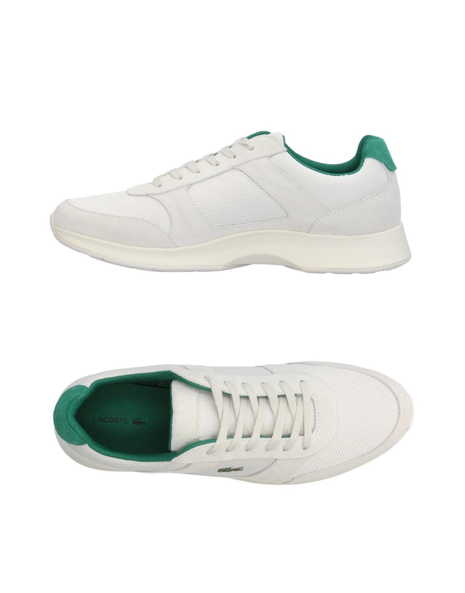 Lacoste Sneakers Herren  11394874QE Heiße Schuhe