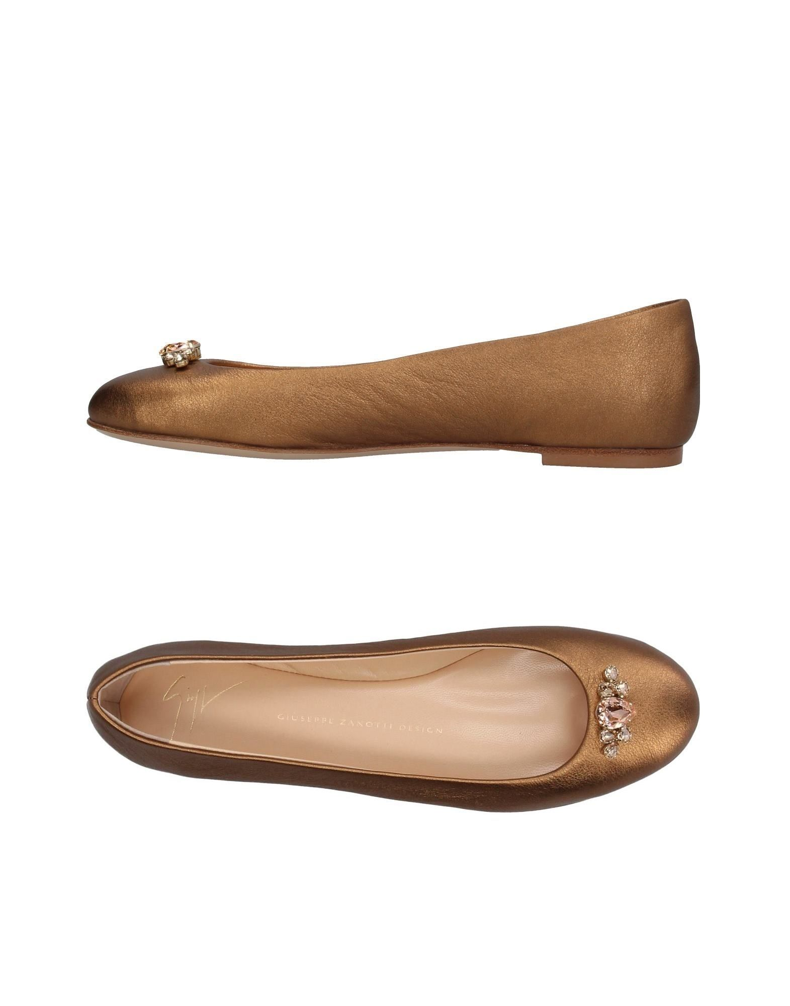 Rabatt Schuhe Giuseppe Zanotti Ballerinas Damen  11394881GH