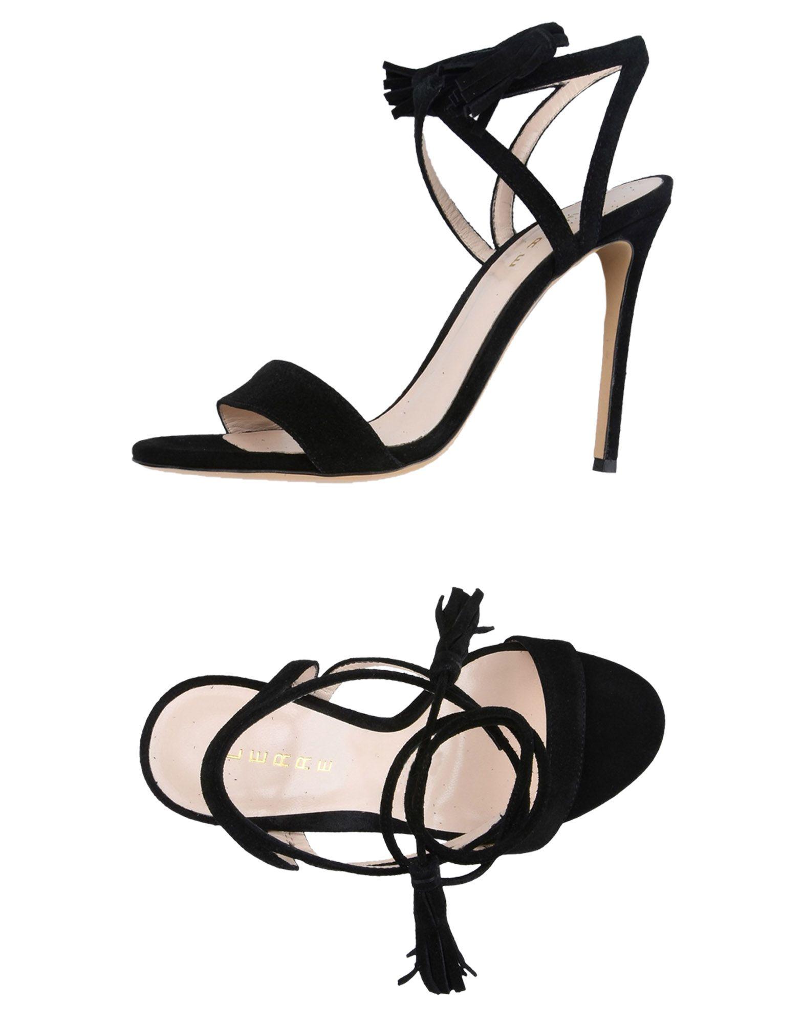 Lerre aussehende Sandalen Damen  11394905CCGut aussehende Lerre strapazierfähige Schuhe 3c0eef