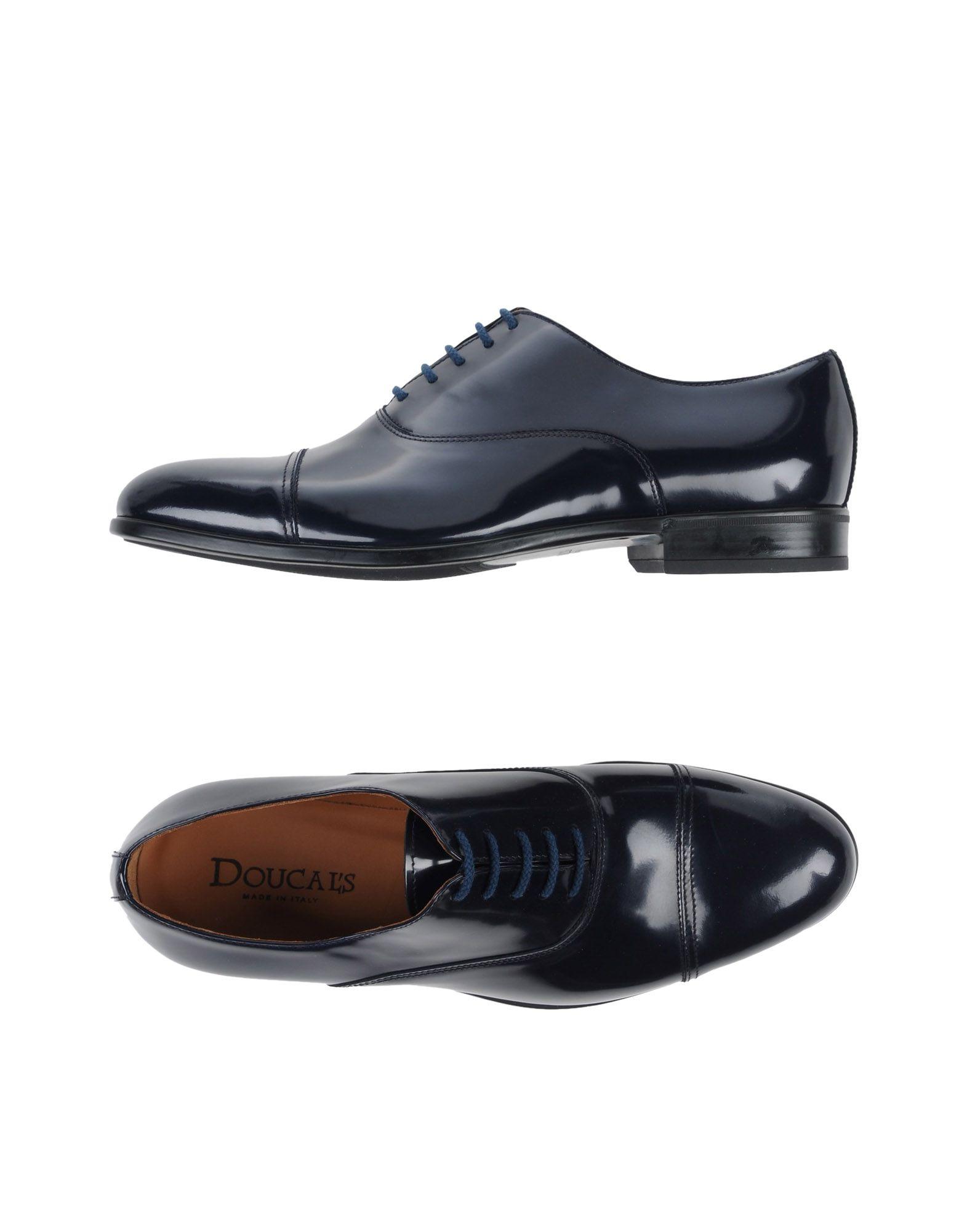 Doucal's Schnürschuhe Herren  11394908HM Gute Qualität beliebte Schuhe