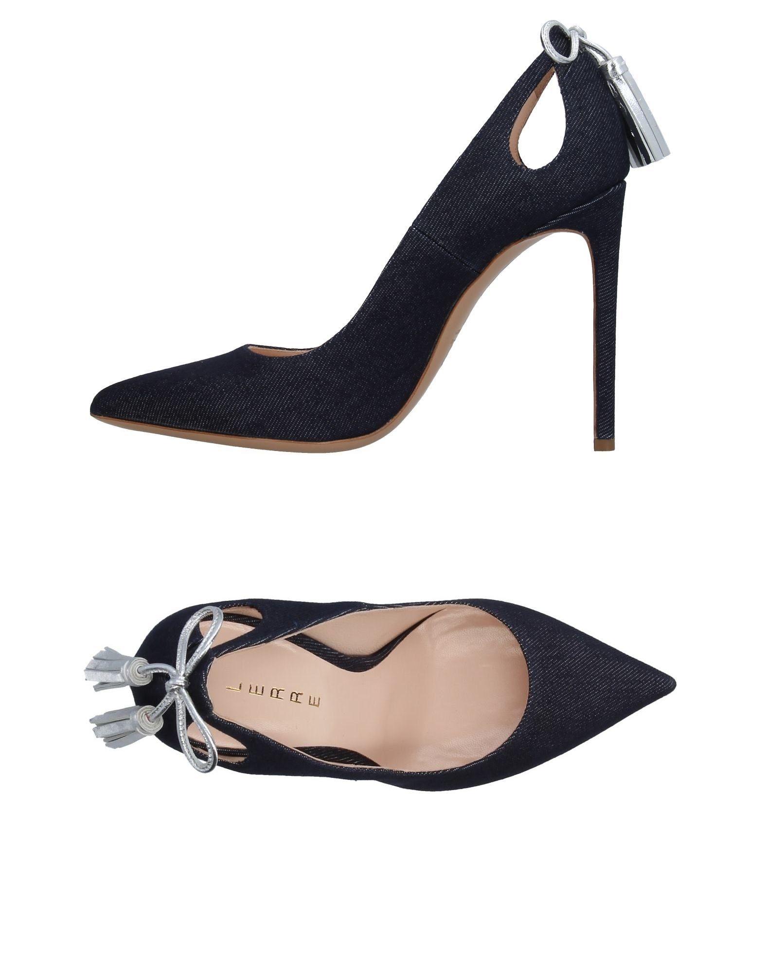 Stilvolle billige Schuhe Lerre Pumps Damen  11394919AX