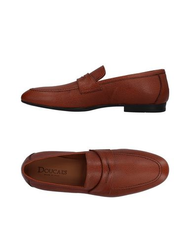 Doucal's Mocassino Uomo Scarpe Mocassini Doucal'smarrone