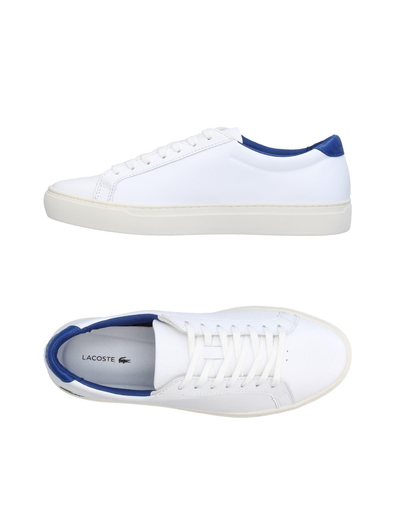 Rabatt echte Schuhe Lacoste Sneakers Herren  11394946RF