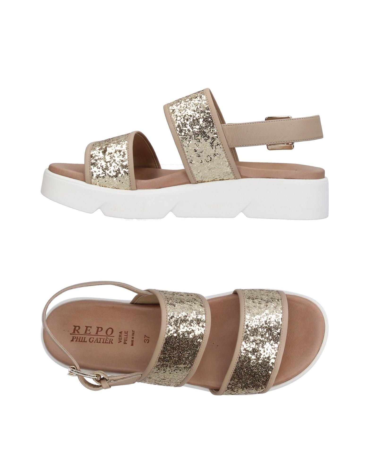 Phil Gatièr By Repo Sandalen Damen  11394961BH Gute Qualität beliebte Schuhe