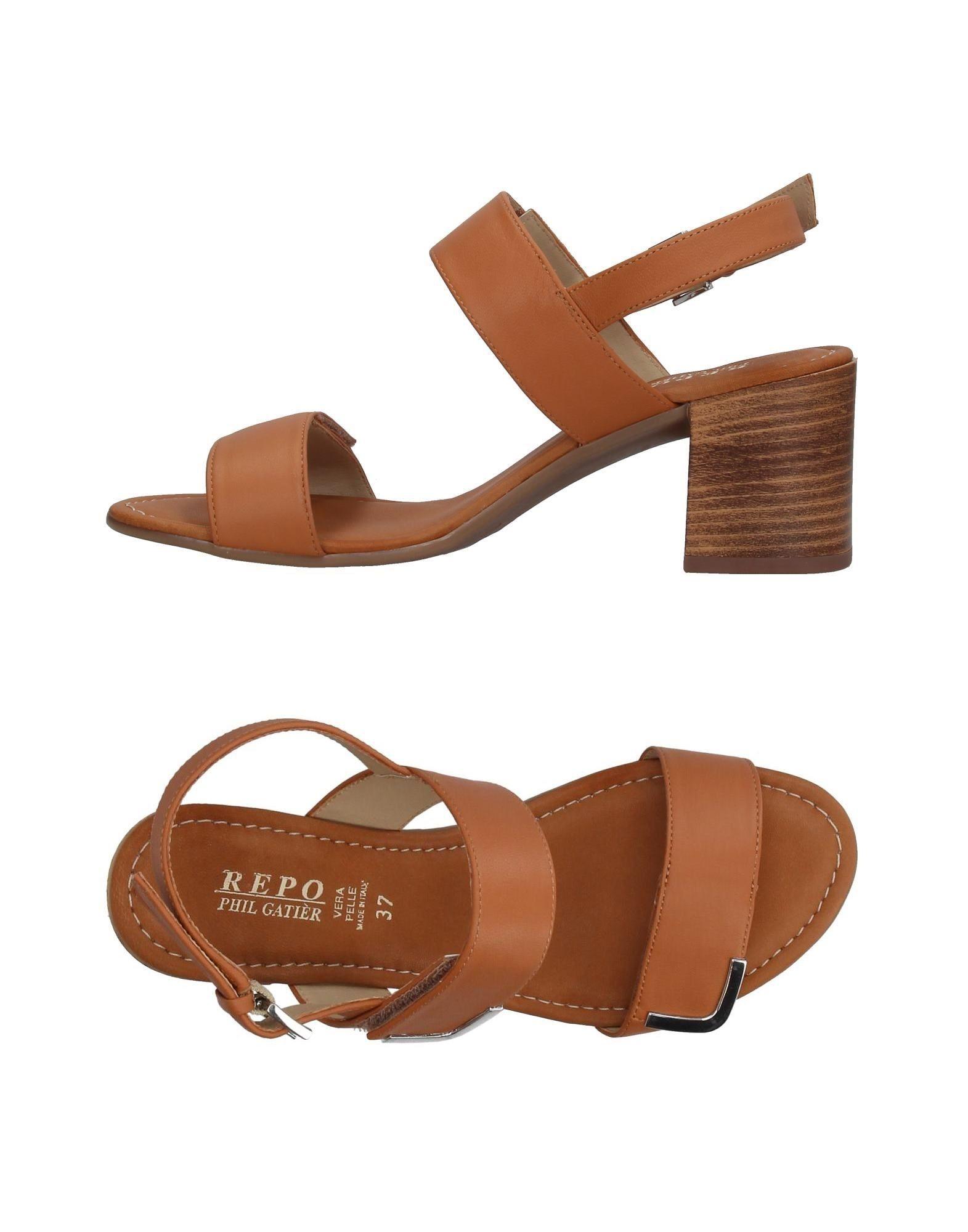 Phil Gatièr By Repo Sandalen Damen 11394998IO Gute Qualität beliebte beliebte Qualität Schuhe 7ddc94