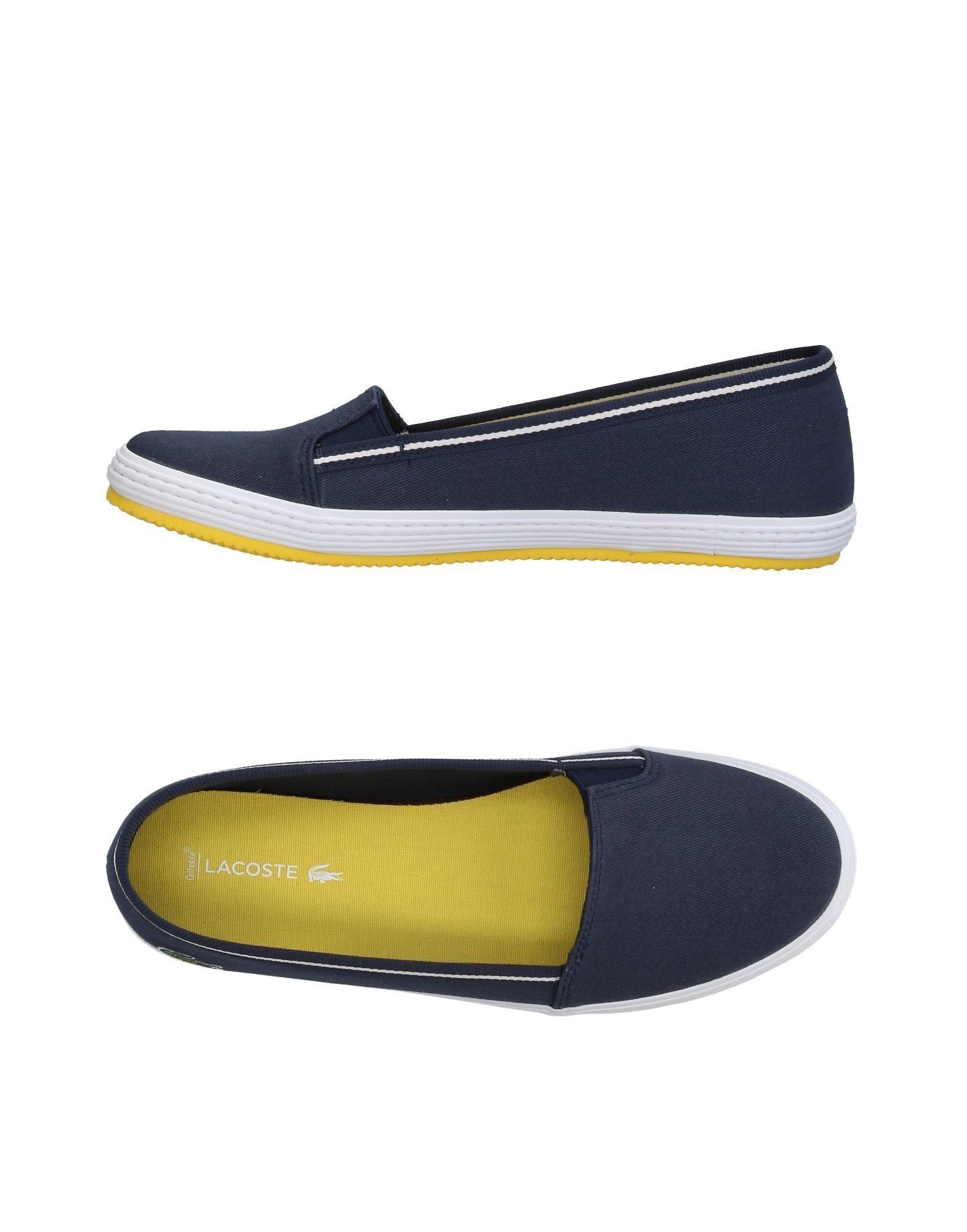 Sneakers Lacoste Femme - Sneakers Lacoste sur