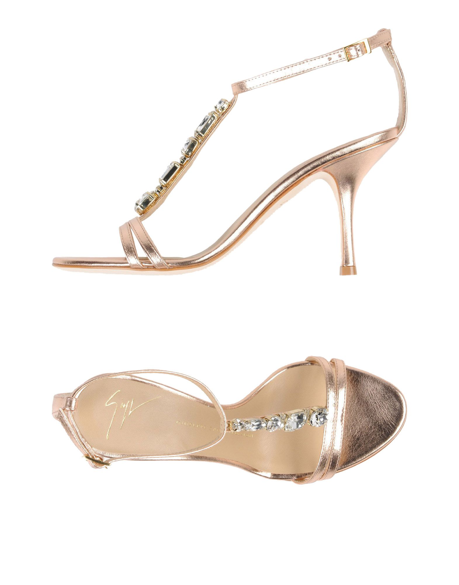 Stilvolle billige Schuhe Giuseppe Zanotti Sandalen Damen  11395061SV