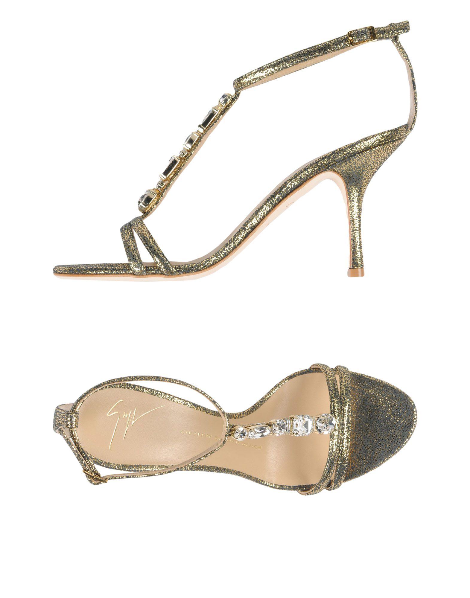 Giuseppe Zanotti Sandalen Damen  11395226NGGünstige gut aussehende Schuhe