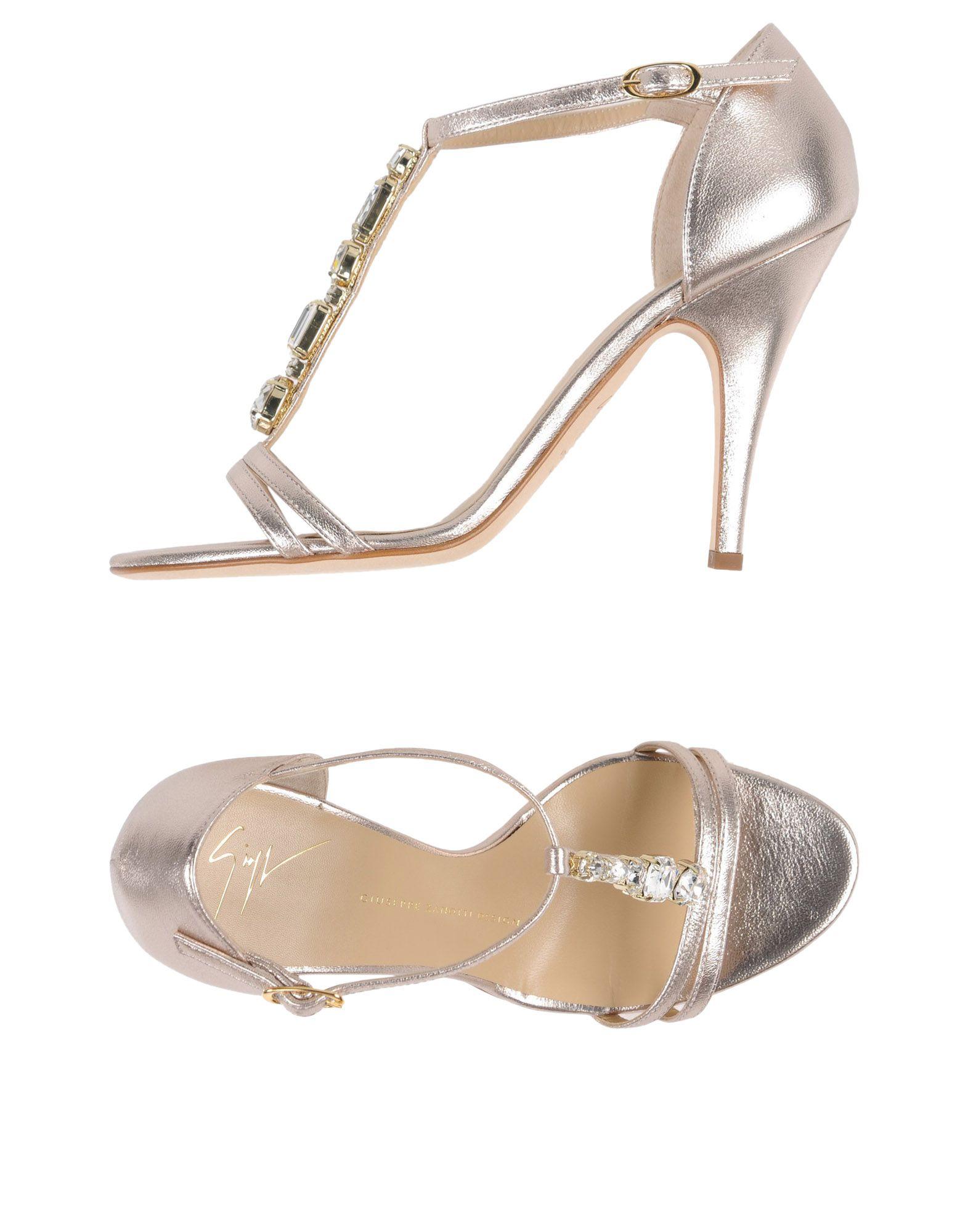 Giuseppe Zanotti Sandalen Damen  11395268BC Beliebte Schuhe