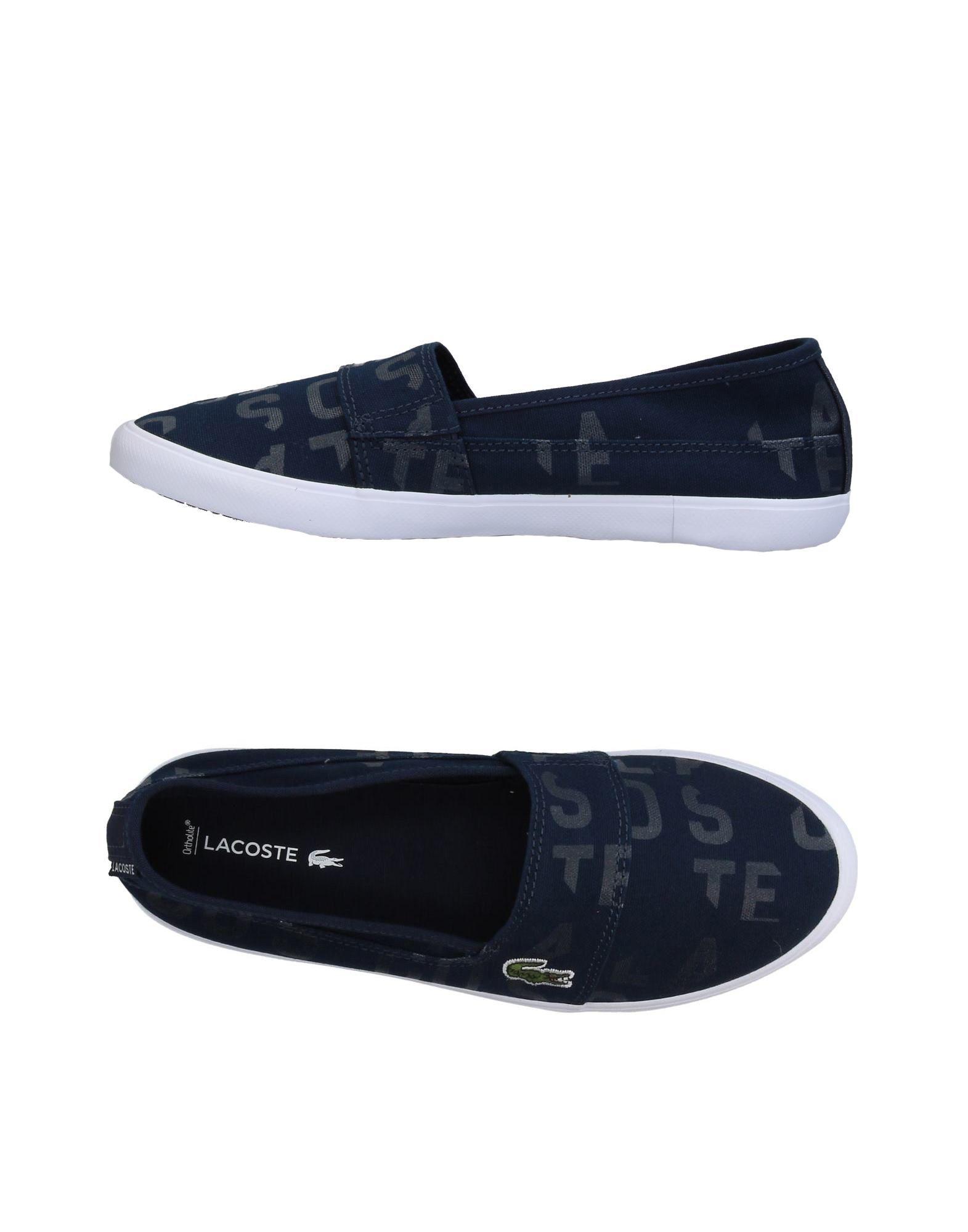 Moda Sneakers Lacoste Donna - 11395314KJ