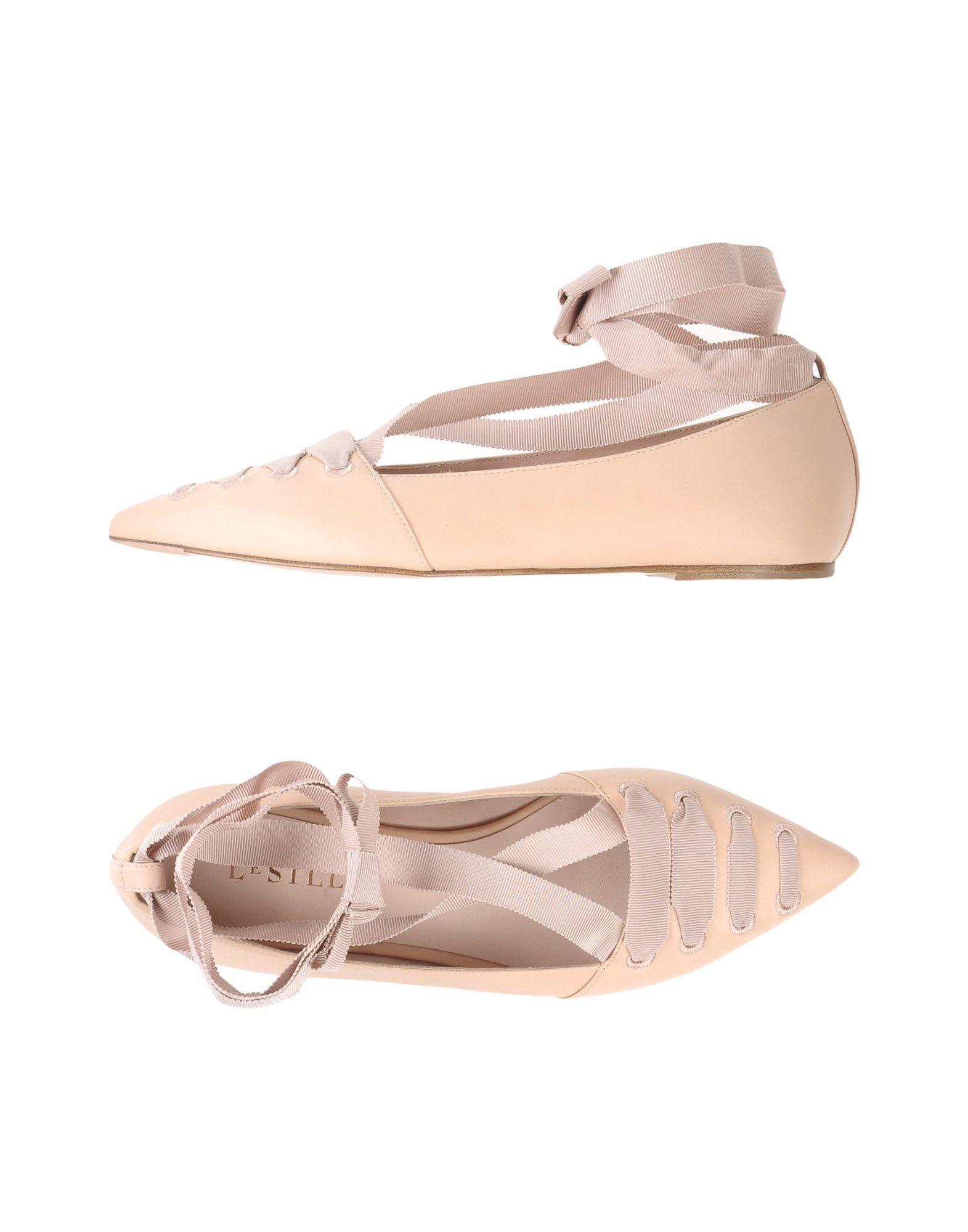 Stilvolle billige Schuhe Le 11395333FL Silla Ballerinas Damen  11395333FL Le 281908