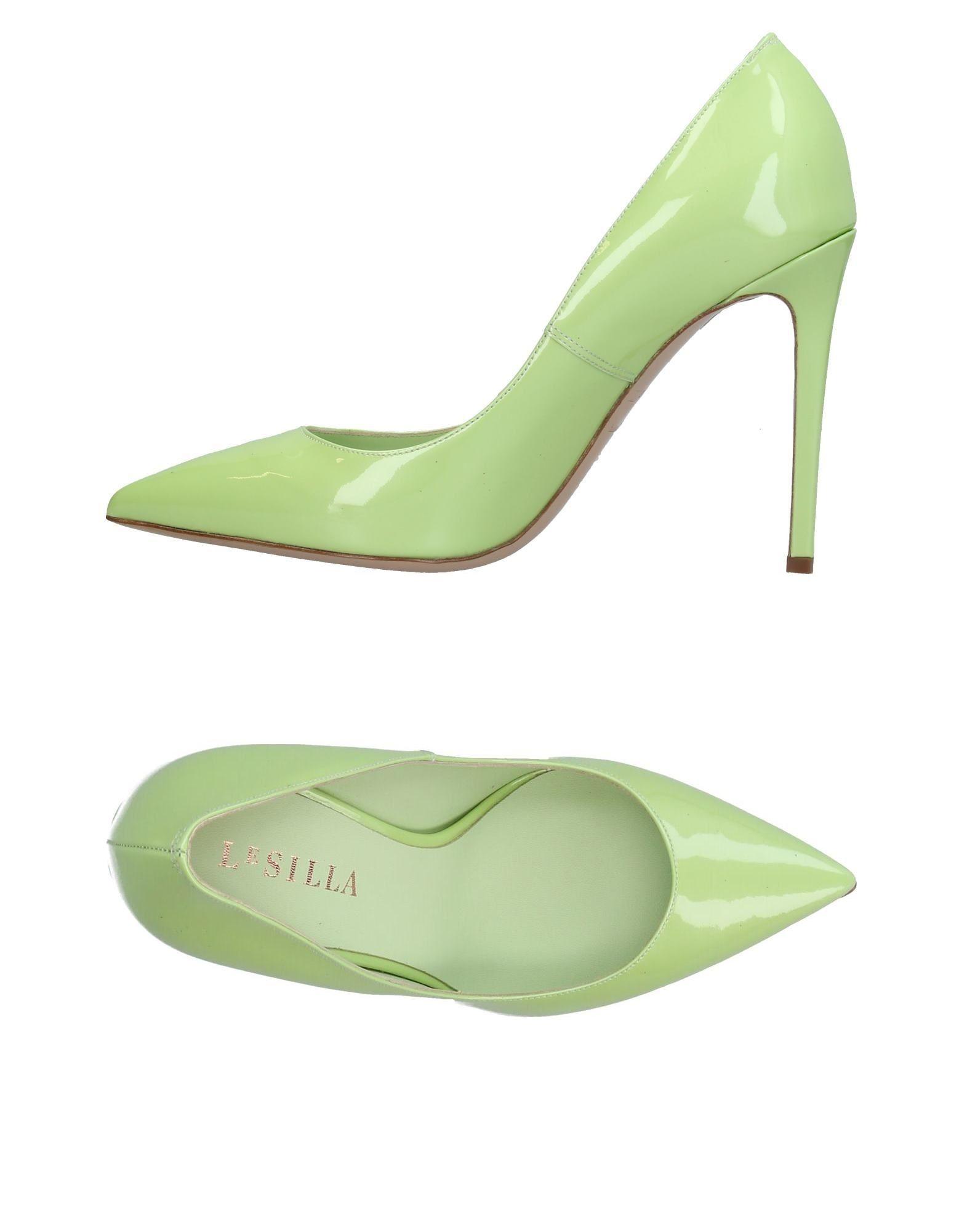 Le Silla Pumps Damen  11395354CRGut aussehende strapazierfähige Schuhe