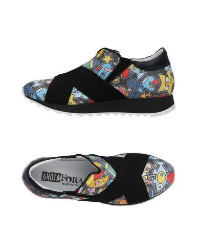 Zapatos especiales para hombres y mujeres Zapatillas Andìa - Fora Mujer - Andìa Zapatillas Andìa Fora - 11395401OW Negro 0169cb