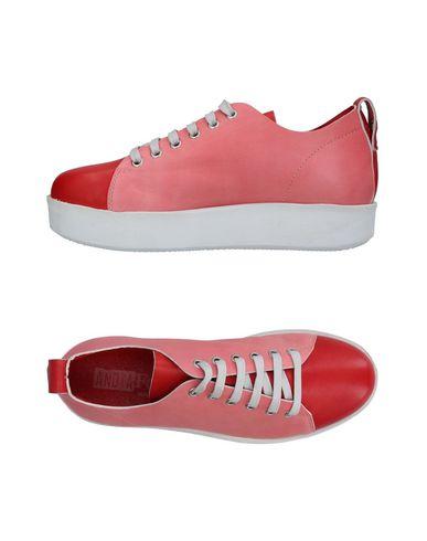 Zapatos cómodos y versátiles Zapatillas Andìa Fora Mujer - Zapatillas Andìa Fora - 11395403OD Rojo