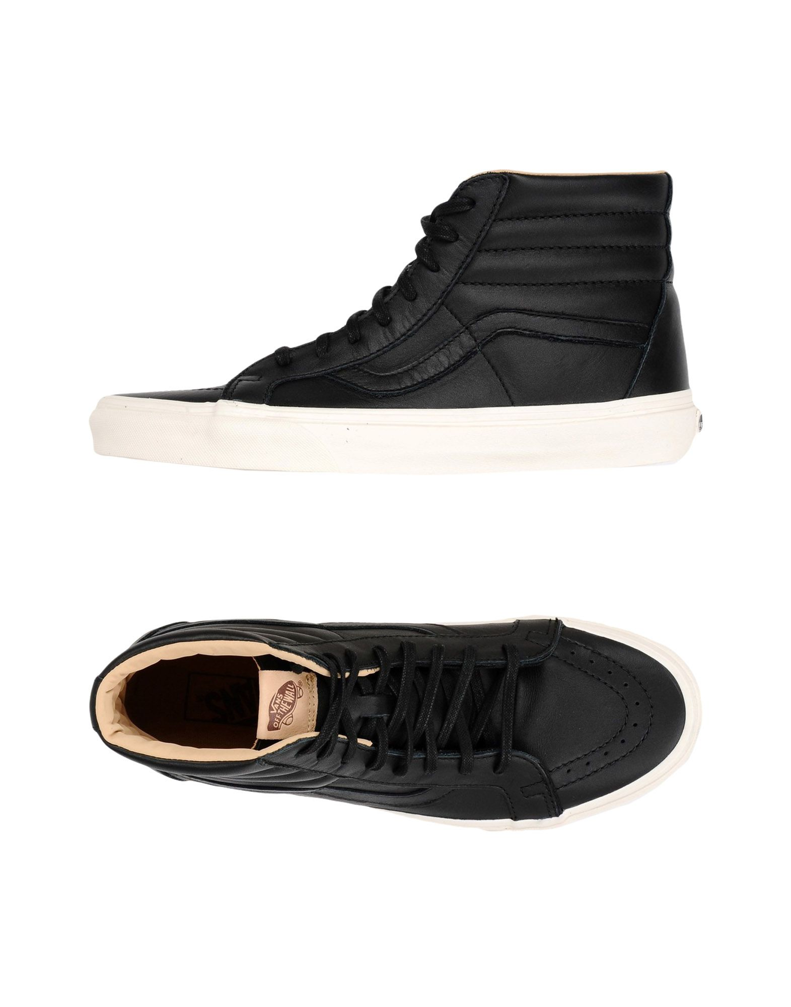 Sneakers Vans Ua Sk8-Hi Reissue Lux Leather - Uomo - 11395415EW