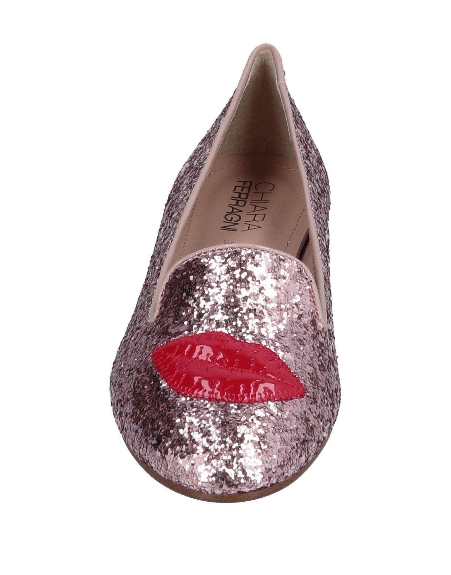 Stilvolle Stilvolle Stilvolle billige Schuhe Chiara Ferragni Ballerinas Damen  11395434NG d88b2d