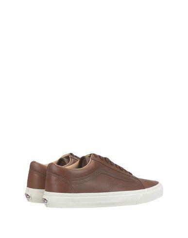 809686d30d09 Vans Ua Old Skool Lux Leather - Sneakers - Men Vans Sneakers online ...