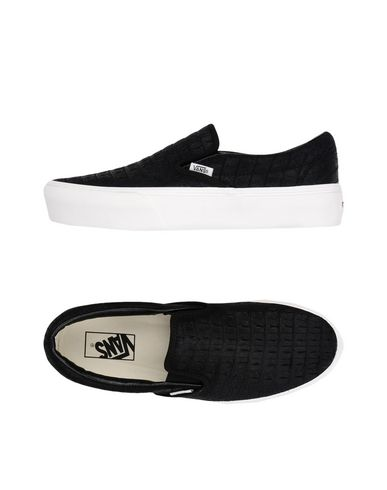 Vans Ua Classic Slip-On Platform Embossed - Sneakers - Women Vans ... 69edb62744
