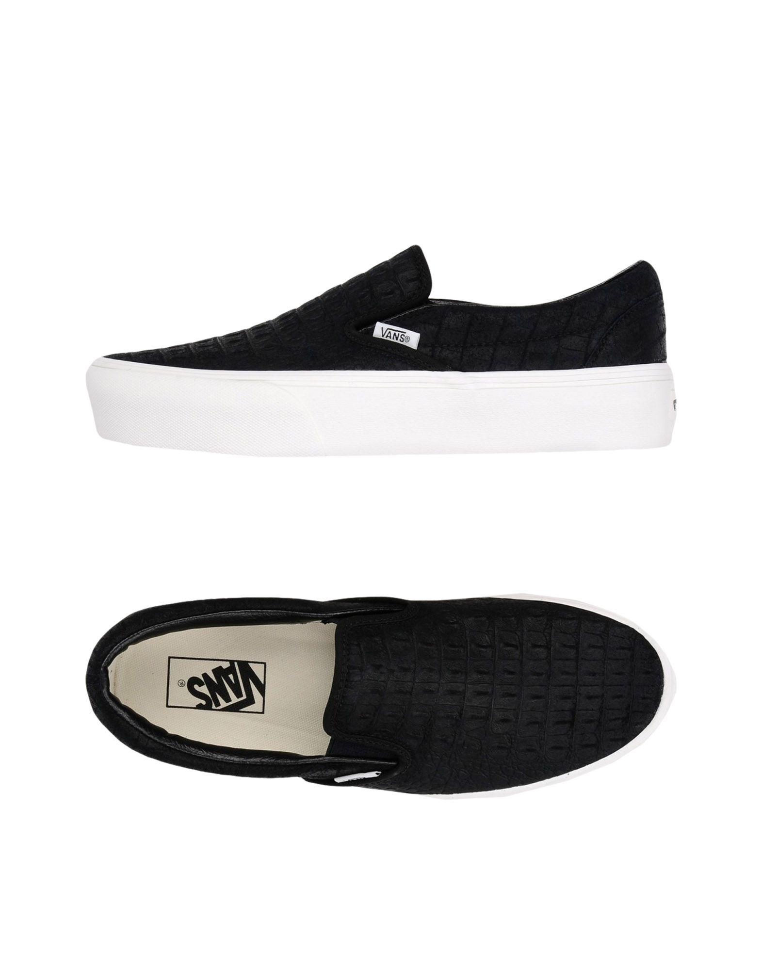 Sneakers Vans Ua Classic Slip-On Platform Embossed - Femme - Sneakers Vans sur