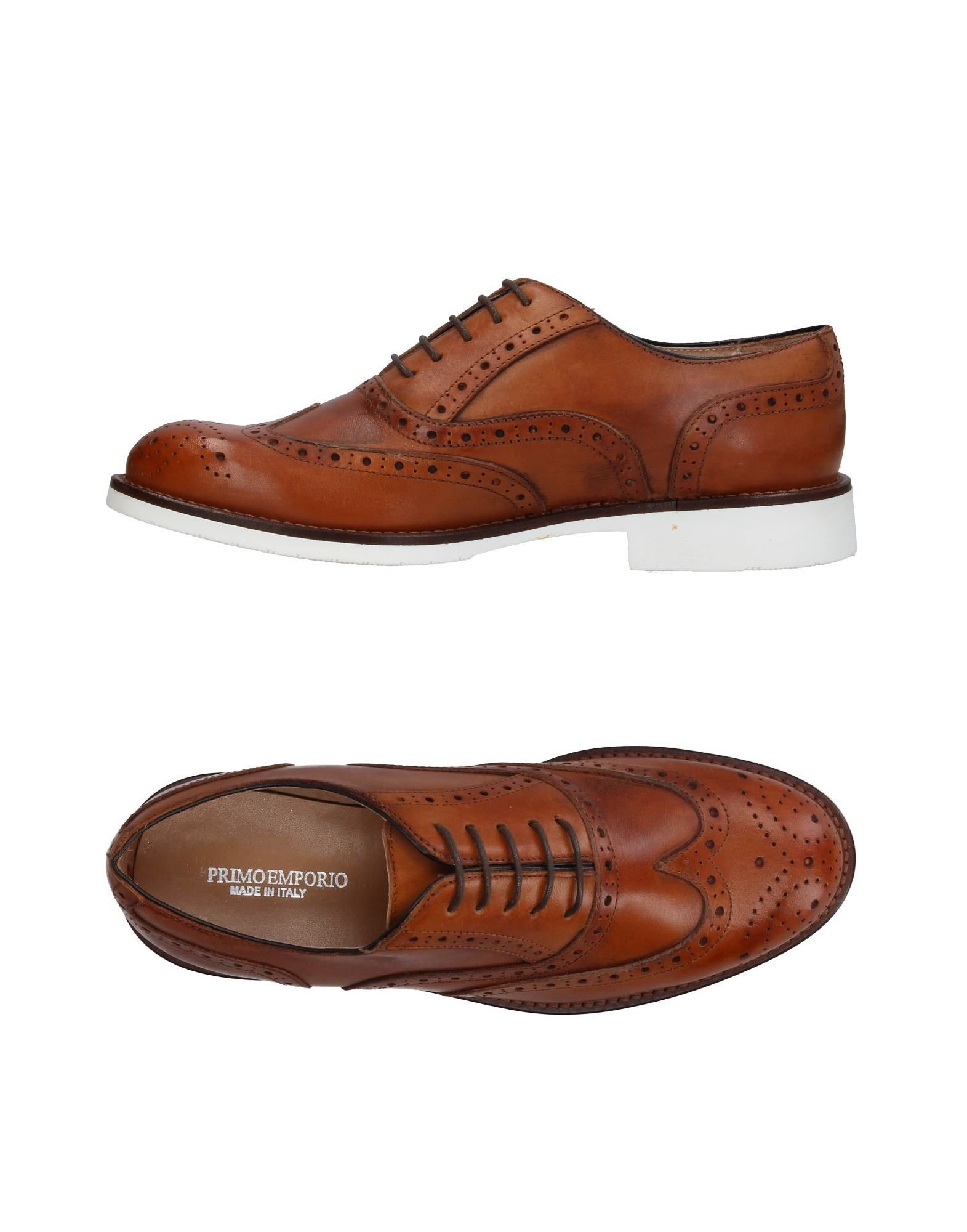 Rabatt echte Schuhe Primo Emporio Schnürschuhe Herren  11395471ML