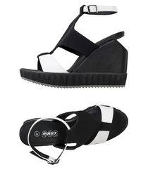 Women Police 883 Sandals ilxpzu Sc