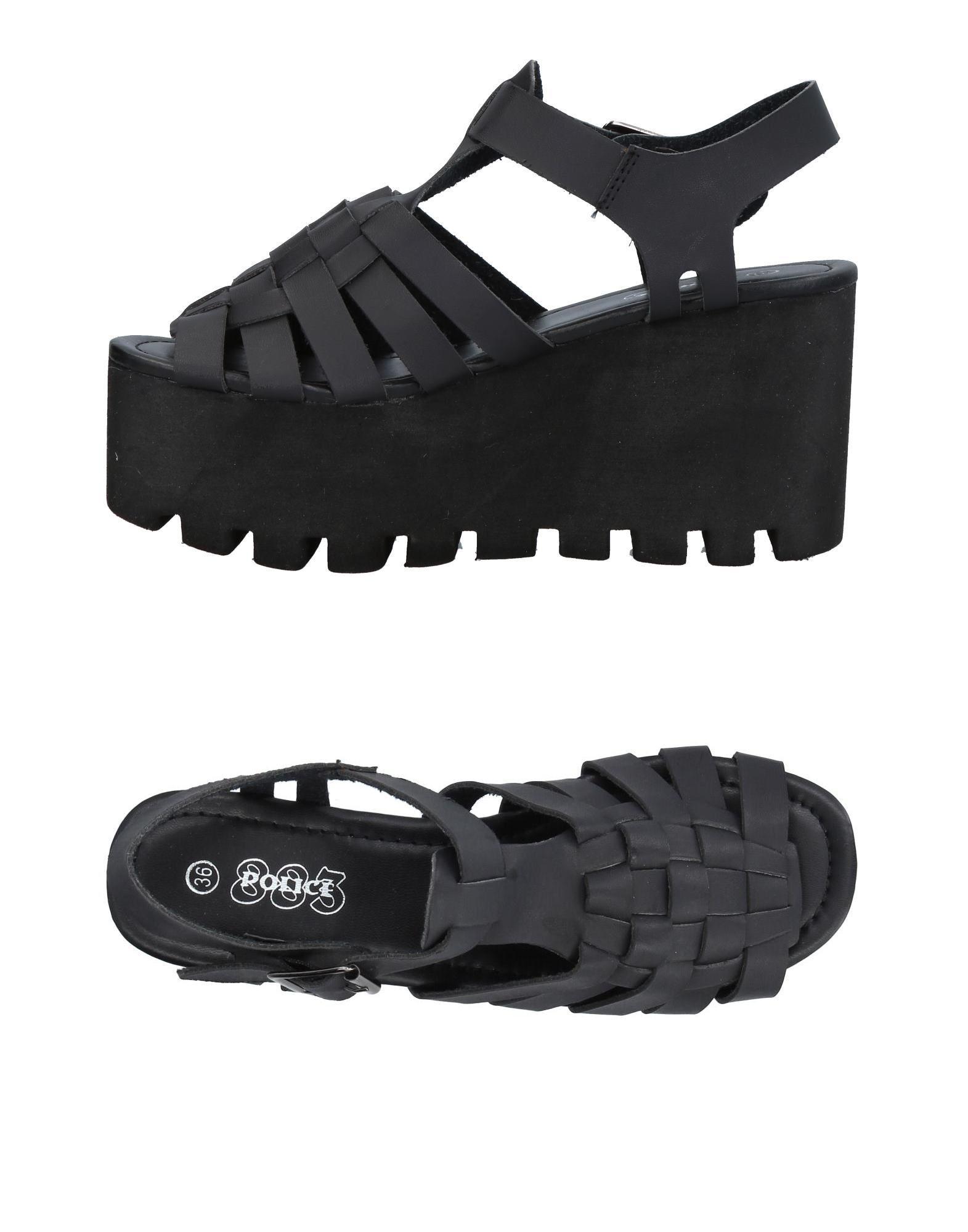 Police 883 Sandalen Damen  11395664FA Gute Qualität beliebte Schuhe