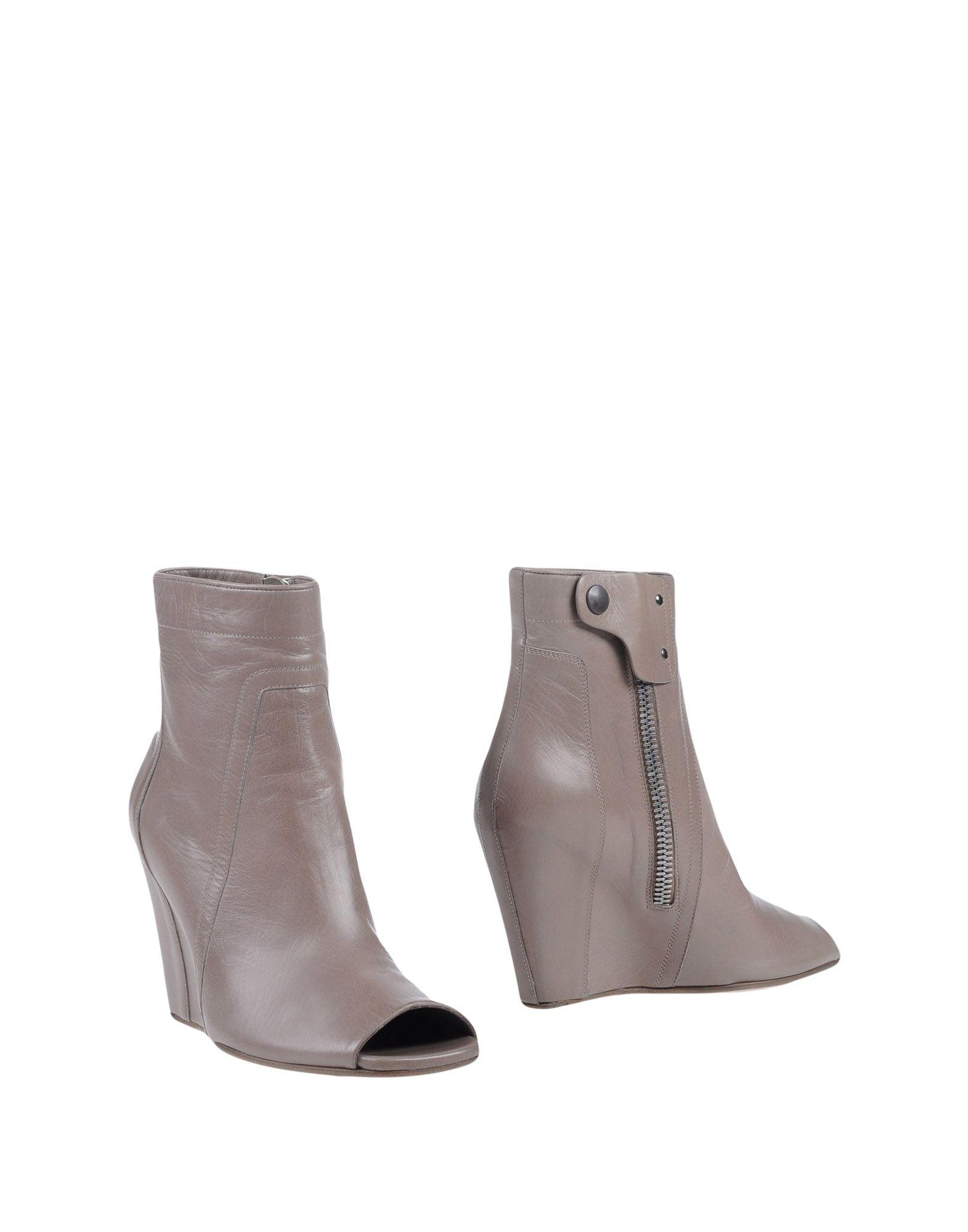 Rick Owens Stiefelette Damen  11395673RXGut aussehende strapazierfähige Schuhe