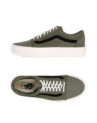 cda4038cf9f Vans Ua Old Skool Platform Embossed - Sneakers - Women Vans Sneakers ...