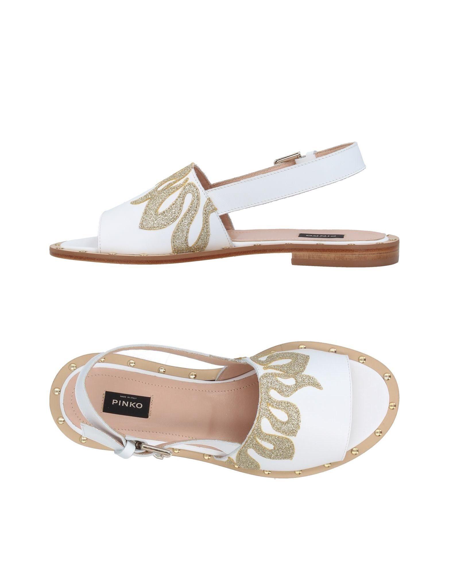 Haltbare Mode billige Schuhe Pinko Sandalen Damen  11395711UR Heiße Schuhe