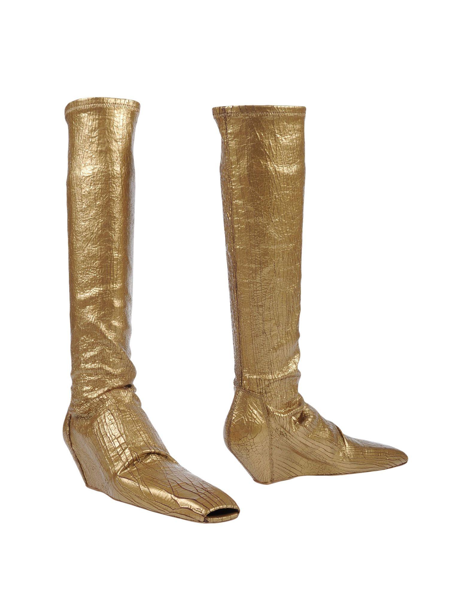 Rick Owens Stiefel Damen  11395714GI Neue Schuhe
