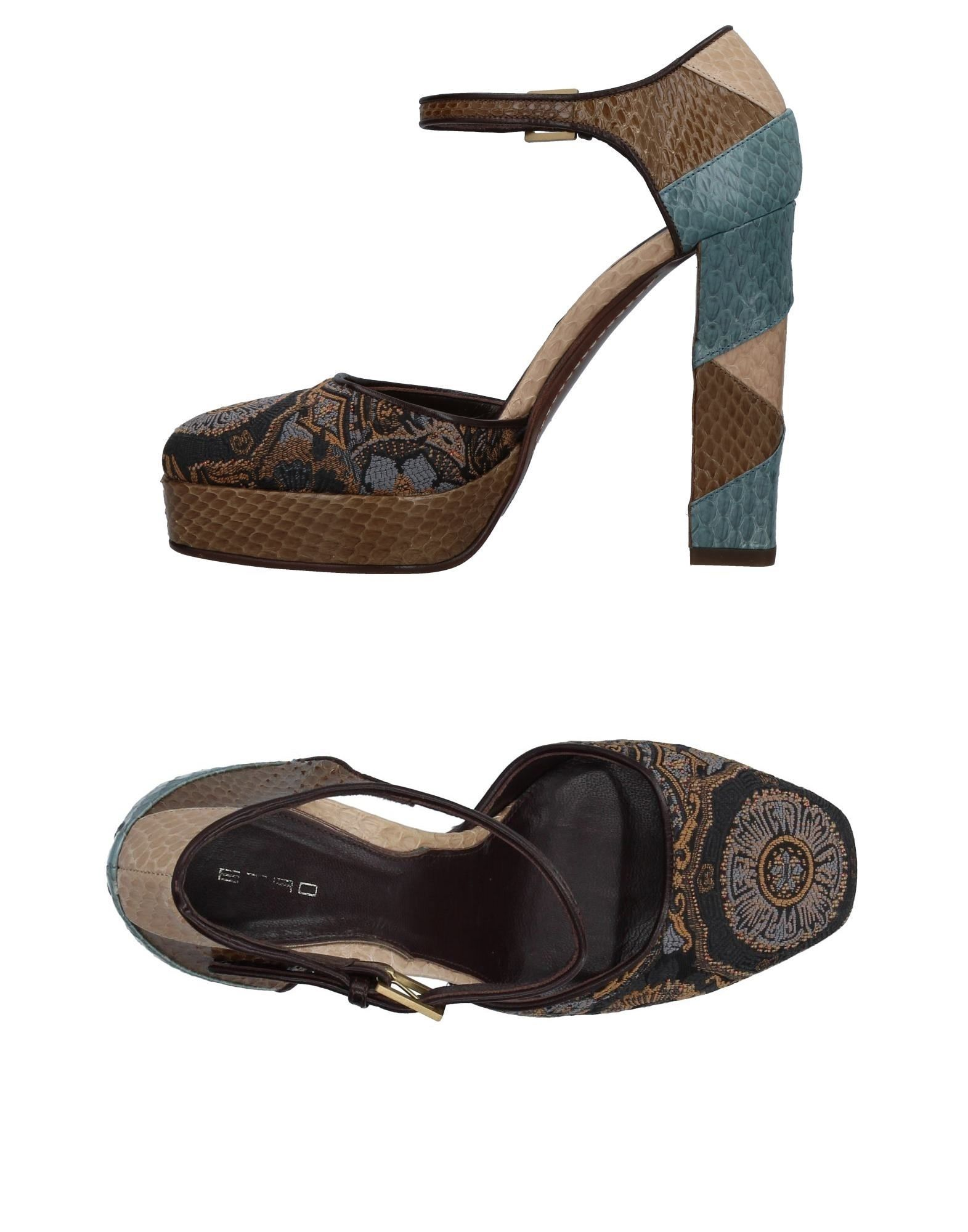 Haltbare Mode billige Schuhe Etro Pumps Damen  11395728WV Heiße Schuhe
