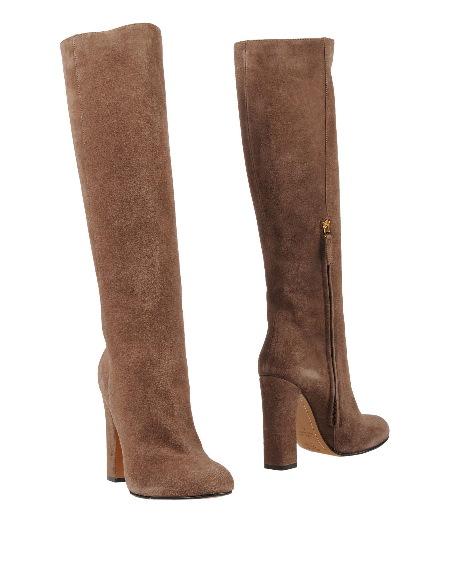 Haltbare Mode billige Schuhe Etro Stiefel Damen  11395737GF Heiße Schuhe