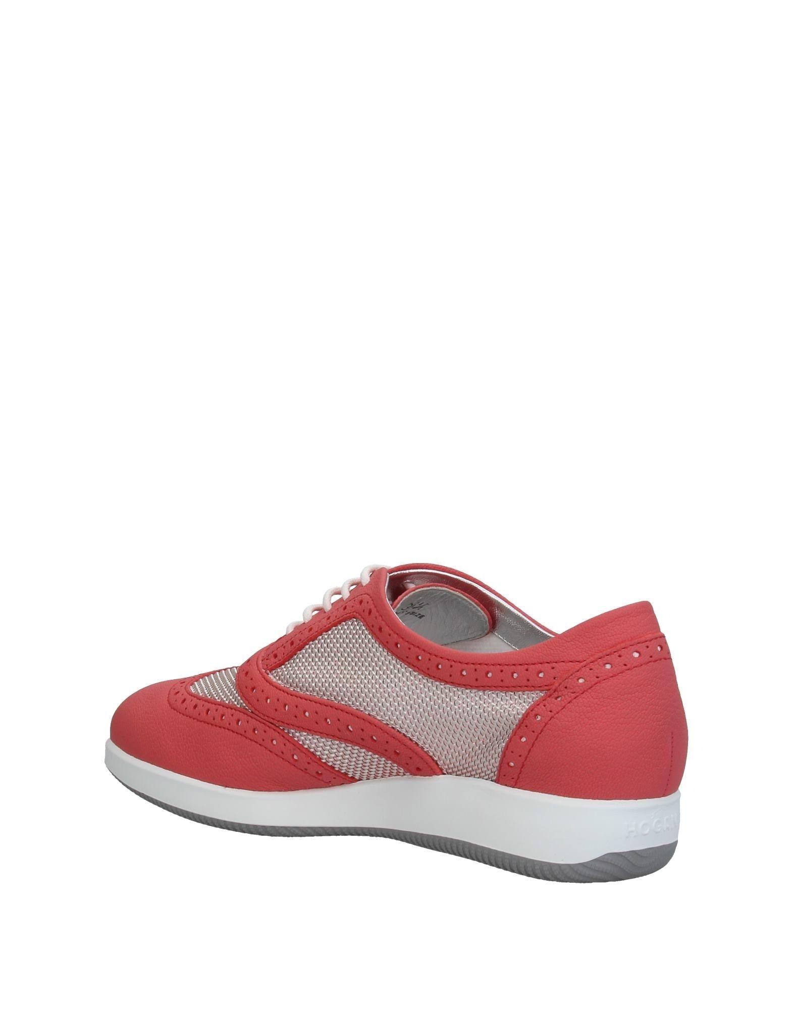 Stilvolle Hogan billige Schuhe Hogan Stilvolle Schnürschuhe Damen  11395761TO bfda87