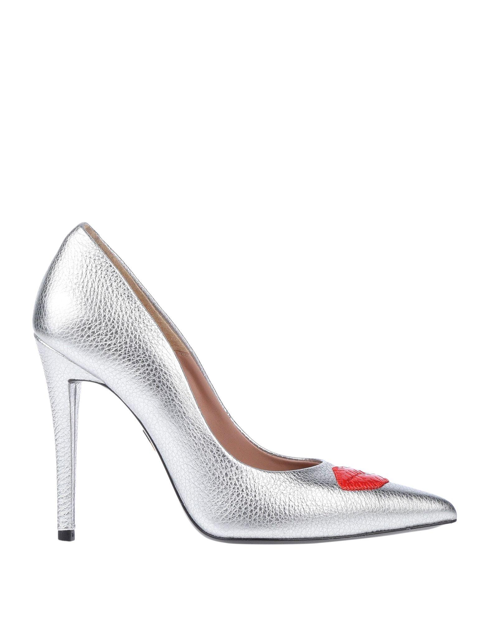 Casual Casual Casual salvaje Zapato De Salón Chiara Ferragni Mujer - Salones Chiara Ferragni  Plata 2d1e9e