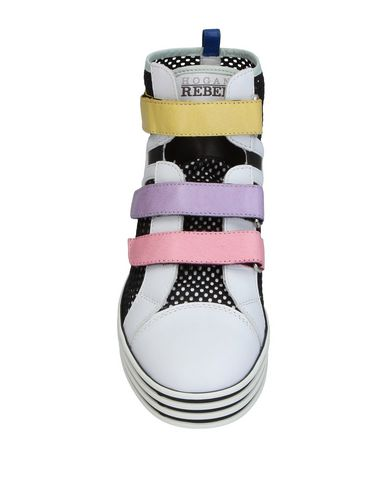 Rebel Sneakers Noir Rebel Sneakers Hogan Hogan BtwgPOq