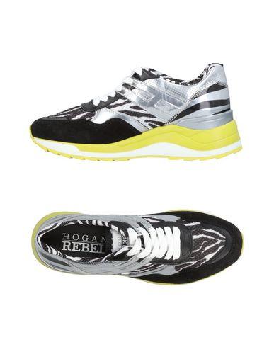 Liquidación de temporada Zapatillas Hogan Rebel Mujer - Zapatillas Negro Hogan Rebel - 11396018IQ Negro Zapatillas 9defde