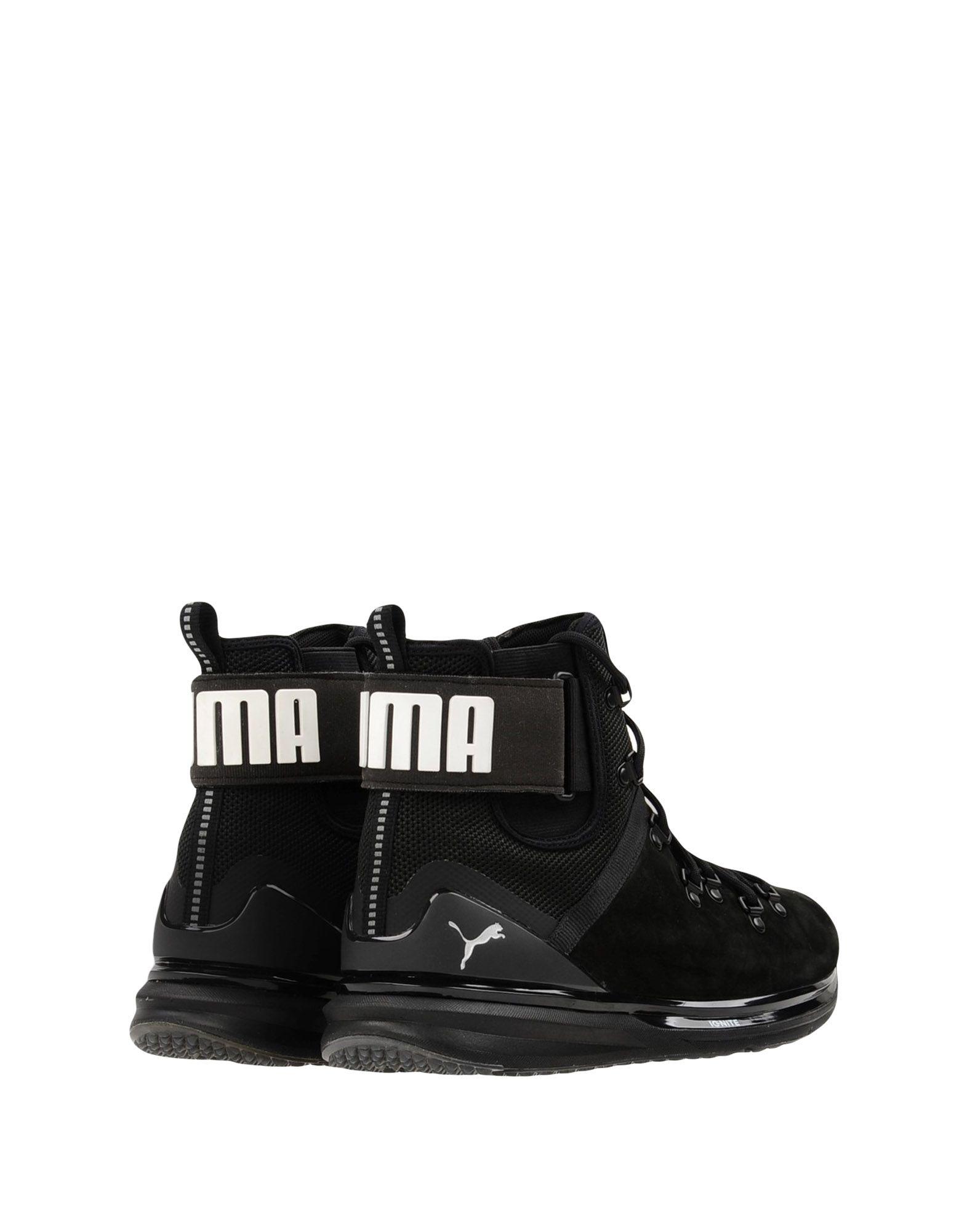 Leather Puma Ignite Limitless Boot Leather   11396023VJ b909e5