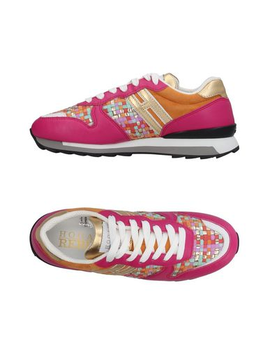 Sneakers Hogan Rebel Donna - Acquista online su YOOX - 11396064HB 31b7f7ba645