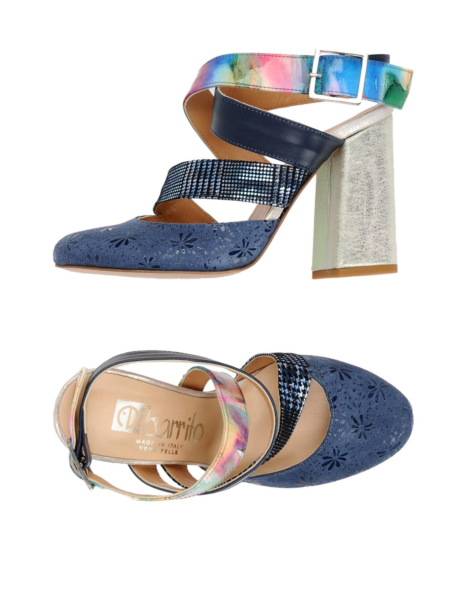 Ebarrito Pumps Damen  11396104RL Gute Qualität beliebte Schuhe