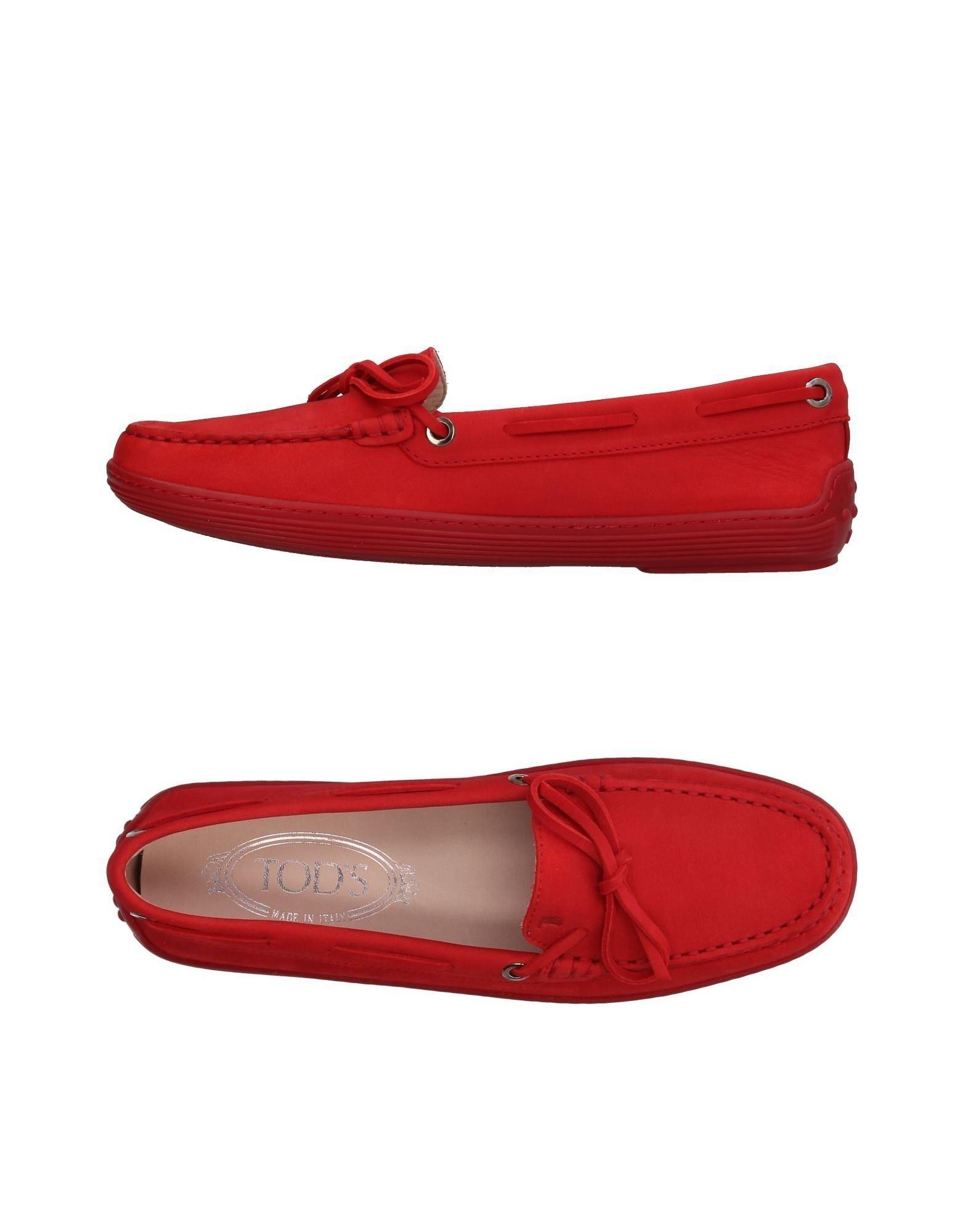 Haltbare Mode billige Schuhe Tod's Mokassins Damen  11396114PX Heiße Schuhe