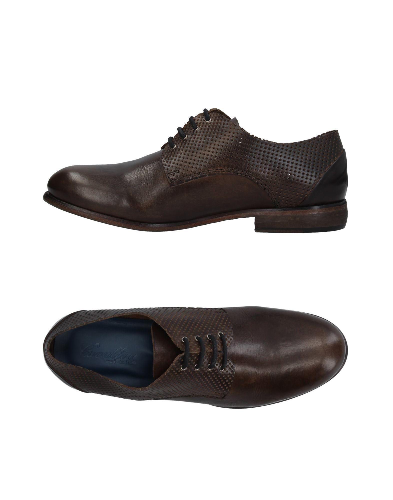 Chaussures À Lacets Cavallini Homme - Chaussures À Lacets Cavallini sur