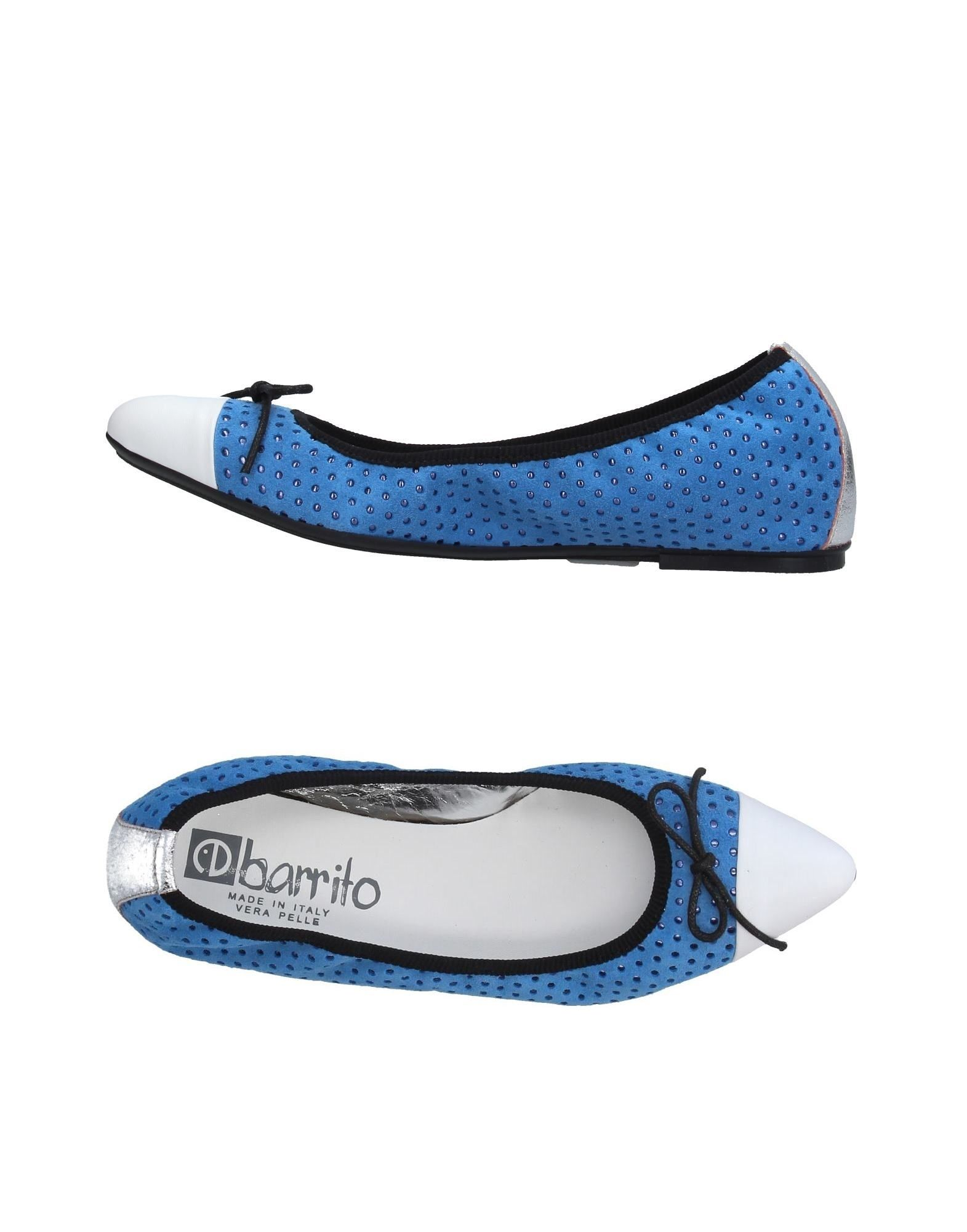 Günstige und modische Schuhe Ebarrito Ballerinas Damen  11396162NE