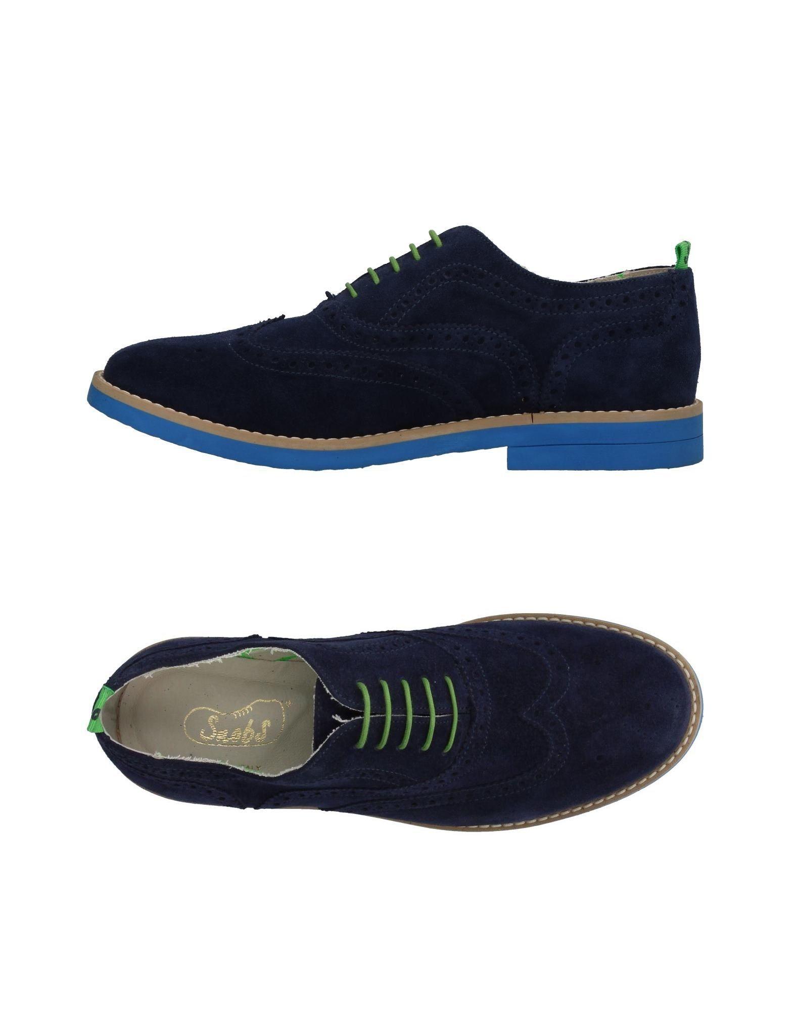 Rabatt echte Schuhe Snobs® Schnürschuhe Herren  11396174VE