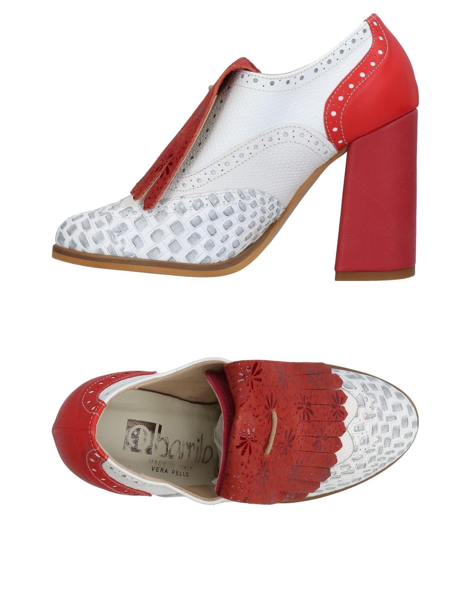 Ebarrito Schnürschuhe Damen  11396241DI Gute Qualität beliebte Schuhe