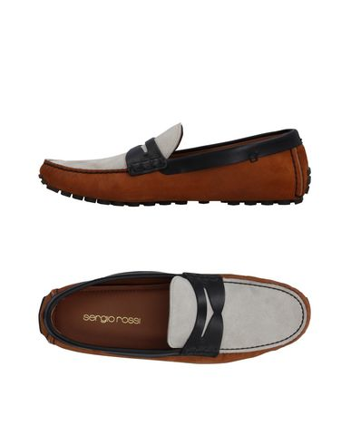 Zapatos con descuento Mocasín Sergio Rossi Hombre - Mocasines Sergio Rossi - 11396268WR Gris perla