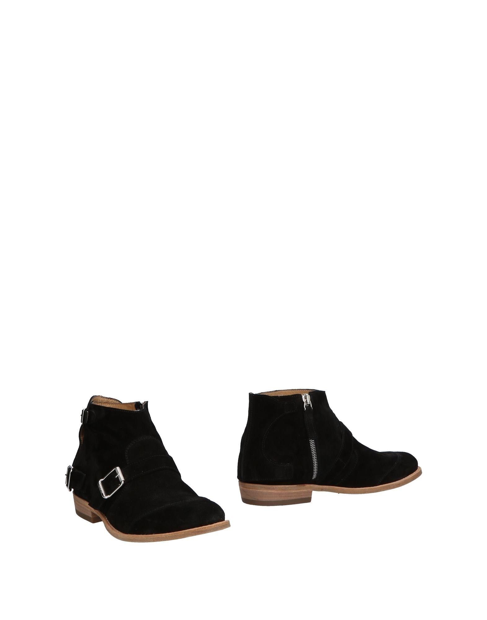 Rabatt Schuhe Belstaff Stiefelette Damen  11396333EI