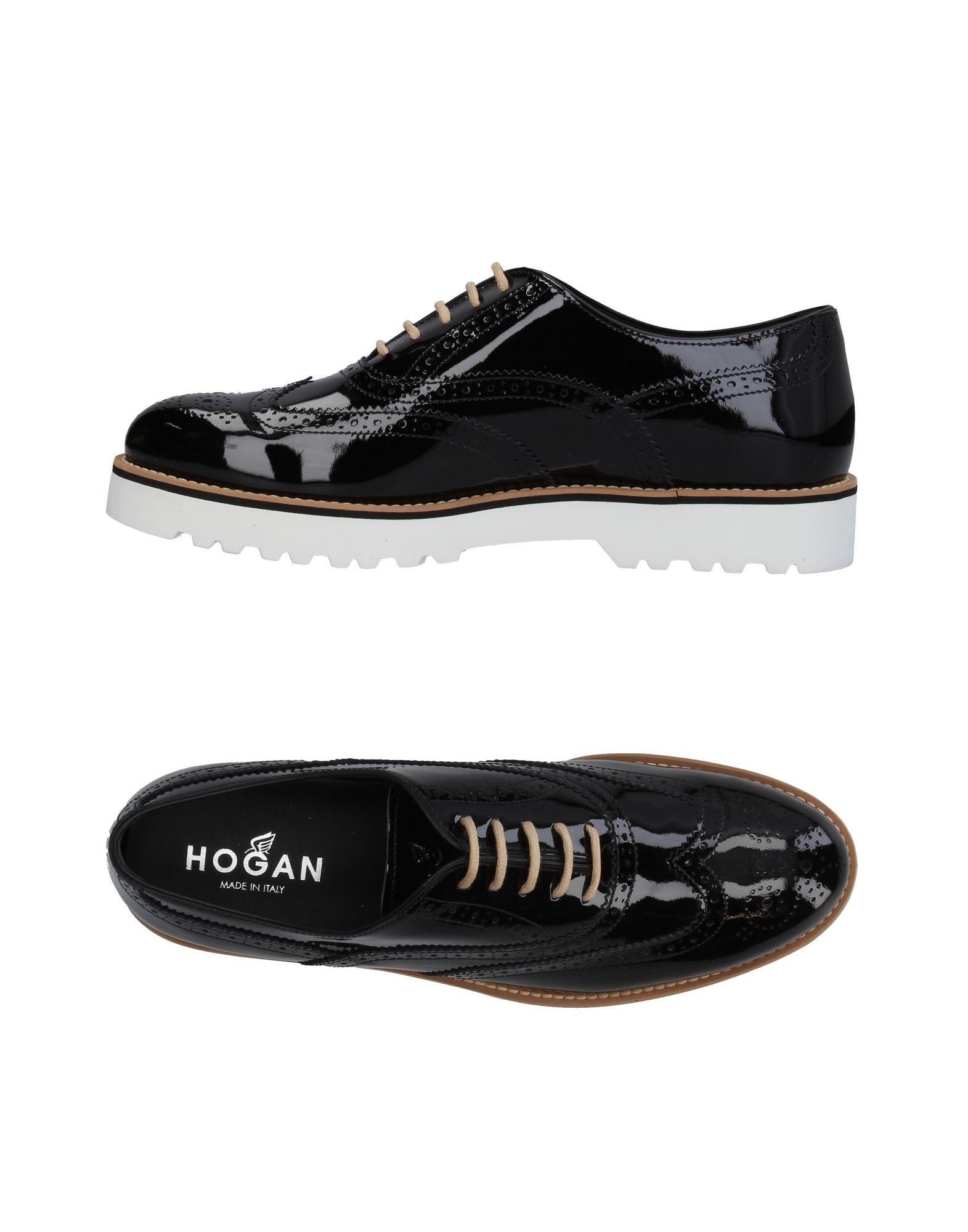 Chaussures À Lacets Hogan Femme - Chaussures À Lacets Hogan sur