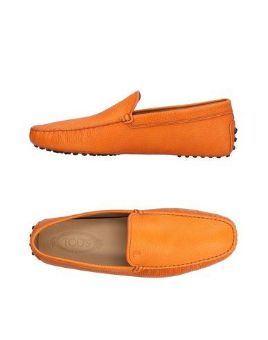 Zapatos con descuento Mocasín Tod's Hombre - Mocasines Tod's - 11396368RF Naranja