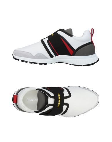 separation shoes 4a35b 5bf6e DSQUARED2 Sneakers - Footwear   YOOX.COM